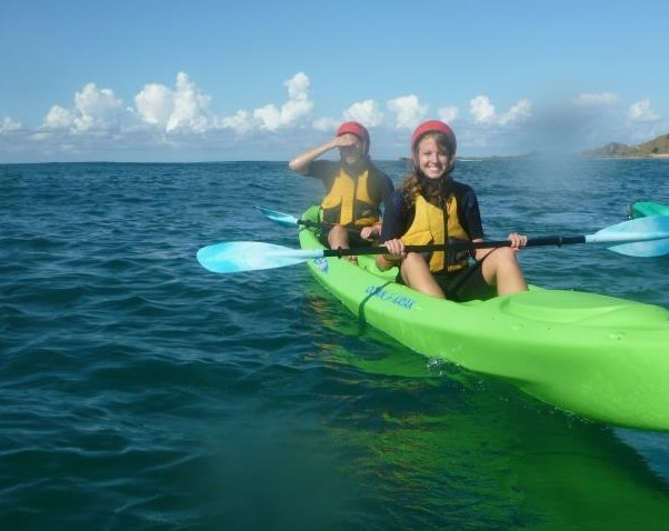 Cape Byron Kayaks - Tourism Brisbane