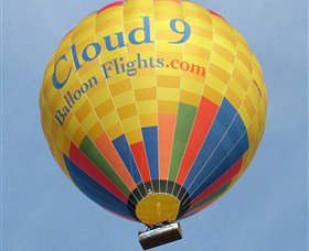 Cloud 9 Balloon Flights - Tourism Brisbane