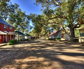 The Australiana Pioneer Village Ltd - Tourism Brisbane
