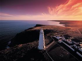 Cape Willoughby Lightstation - Cape Willoughby Conservation Park - Tourism Brisbane