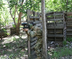 United Paintball - Tourism Brisbane