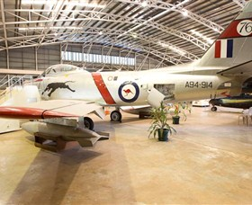Australian Aviation Heritage Centre - Tourism Brisbane