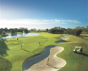 Murray Downs Golf  Country Club - Tourism Brisbane