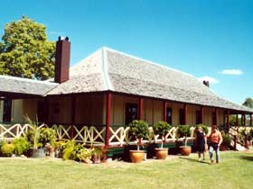 Capella Pioneer Village - Tourism Brisbane