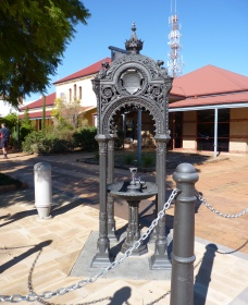 Witcombe Fountain - Tourism Brisbane