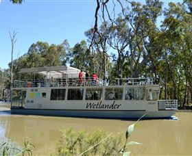 Wetlander Cruises - Tourism Brisbane