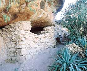 Hermits Caves and Lookout