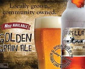 Barellan Beer - Community Owned Locally Grown Beer - Tourism Brisbane