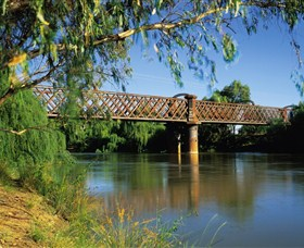 Narrandera Rail Bridge - Tourism Brisbane