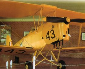 Tiger Moth Memorial - Tourism Brisbane