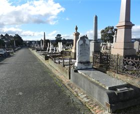 Ballarat General Cemeteries - Tourism Brisbane