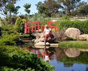 Wellington Osawano Japanese Gardens - Tourism Brisbane