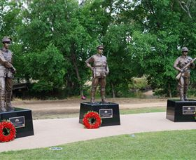 VC Memorial Park - Honouring Our Heroes - Tourism Brisbane