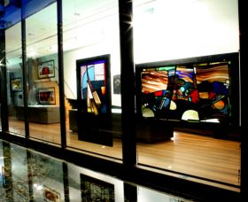 National Art Glass Collection - Tourism Brisbane