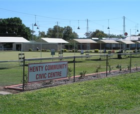 Henty Community Club - Tourism Brisbane