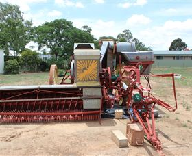 Ed's Old Farm Machinery Museum - Tourism Brisbane