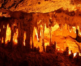 Capricorn Caves - Tourism Brisbane