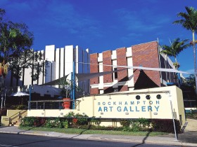Rockhampton Art Gallery - Tourism Brisbane
