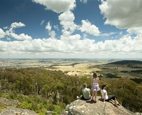 Mt Wombat lookout - Tourism Brisbane
