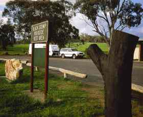 Black Stump Rest Area - Tourism Brisbane