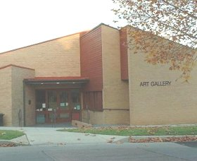 Cowra Regional Art Gallery - Tourism Brisbane