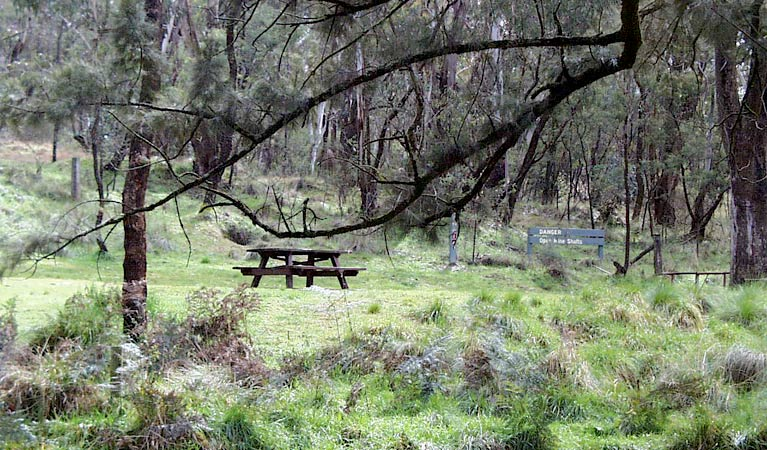 Fourth Crossing picnic area