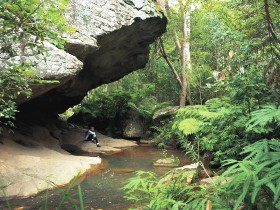 Cania Gorge National Park - Tourism Brisbane
