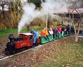 Holbrook Miniature Railway - Tourism Brisbane