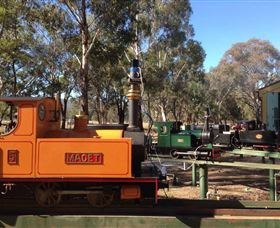 Mudgee Miniature Railway - Tourism Brisbane