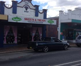 Taylors Sweets and Treats - Tourism Brisbane