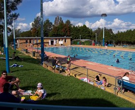 Goulburn Aquatic and Leisure Centre - Tourism Brisbane