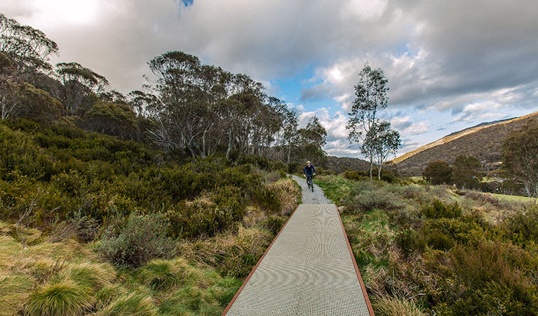 Thredbo Valley track - Tourism Brisbane