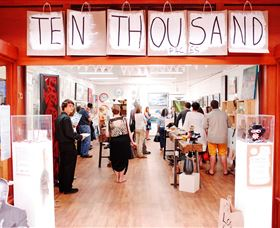 Ten Thousand Paces Gallery - Tourism Brisbane
