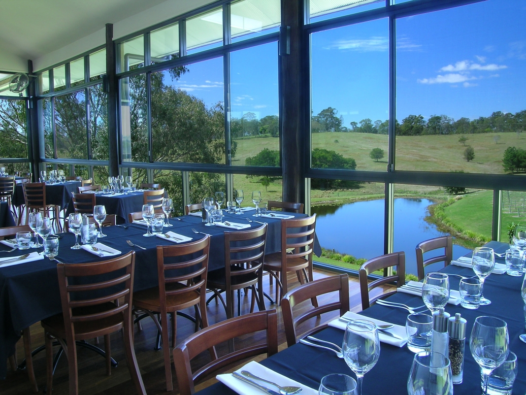 Ocean View Estates Winery and Restaurant - Tourism Brisbane