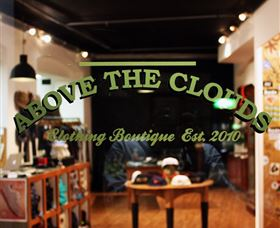 Above the Clouds Store