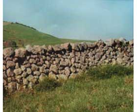 Historic Dry Stone Walls - Tourism Brisbane