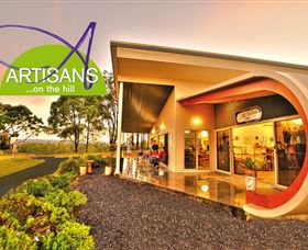 Artisans On The Hill - Tourism Brisbane