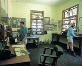 Hamelin Pool Telegraph Station - Tourism Brisbane