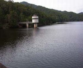 Clarrie Hall Dam - Tourism Brisbane