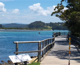 Mill Bay Boardwalk Narooma - Tourism Brisbane