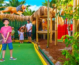 Putt Putt Mermaid Beach - Tourism Brisbane