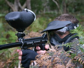 Tactical Paintball Games - Tourism Brisbane