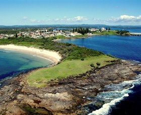Pippi Beach Yamba - Tourism Brisbane