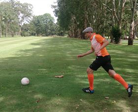 FootGolf at Teven Valley Golf Course - Tourism Brisbane