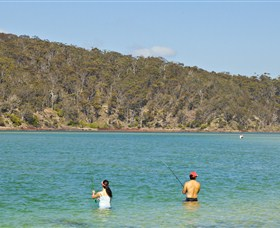 Pambula River Mouth - Tourism Brisbane