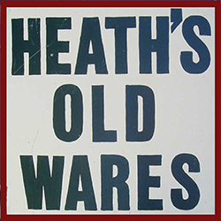 Heaths Old Wares Collectables  Industrial Antiques - Tourism Brisbane