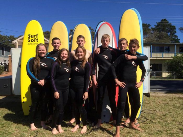Broulee Surf School - Tourism Brisbane