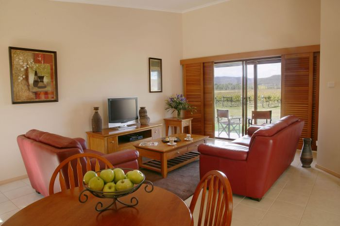 Nightingale Wines Luxury Villas - Tourism Brisbane