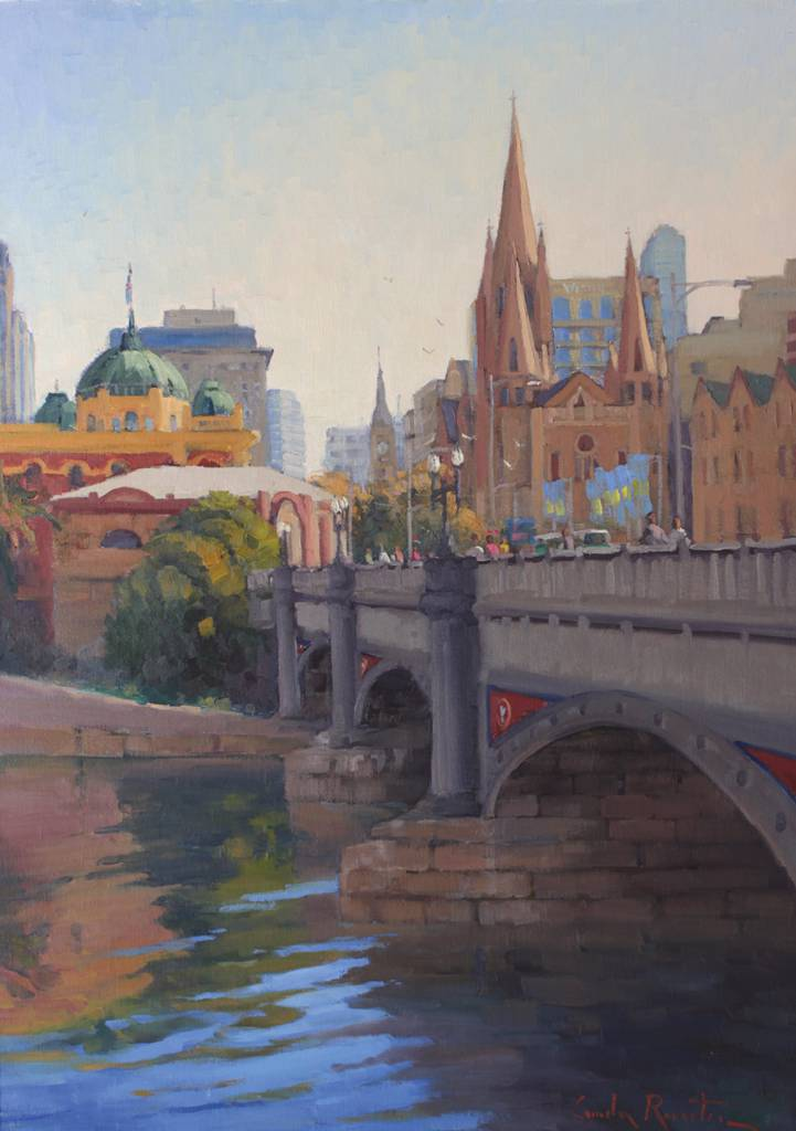 Rossiters Paintings - Tourism Brisbane