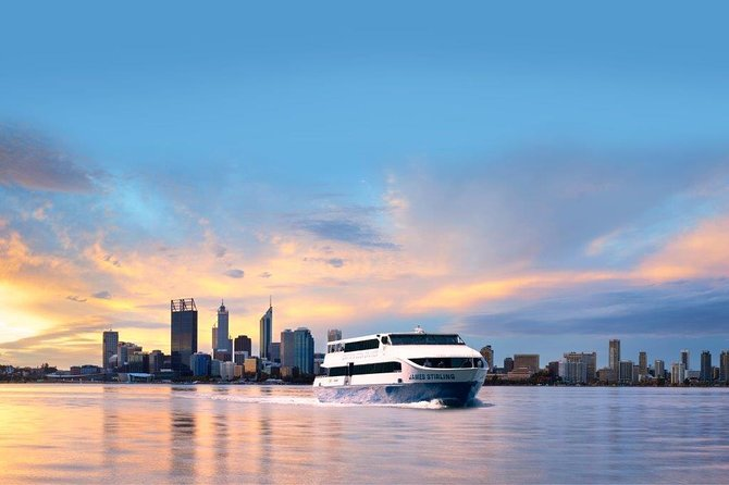 Perth Swan River Dinner Cruise - Tourism Brisbane